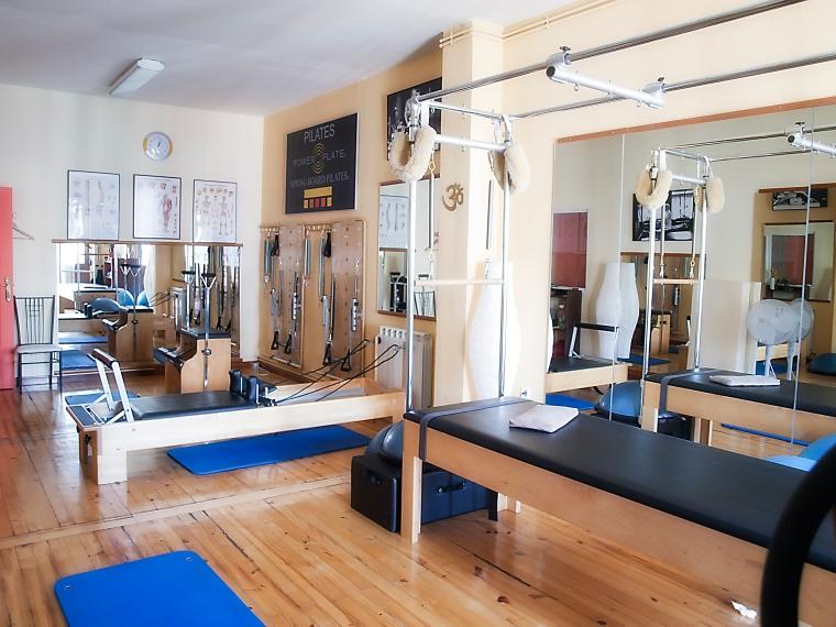 Sala Pilates Máquinas