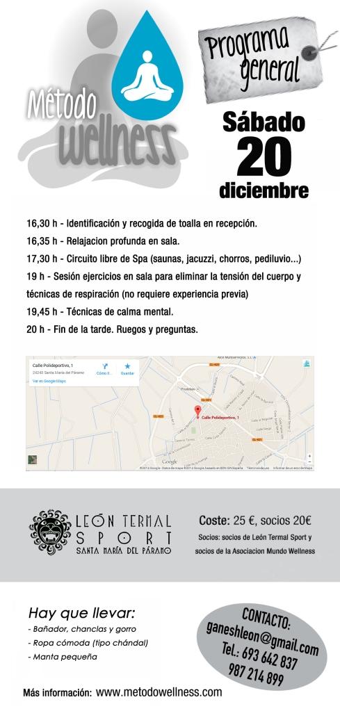 Programa sabado 20 diciembre