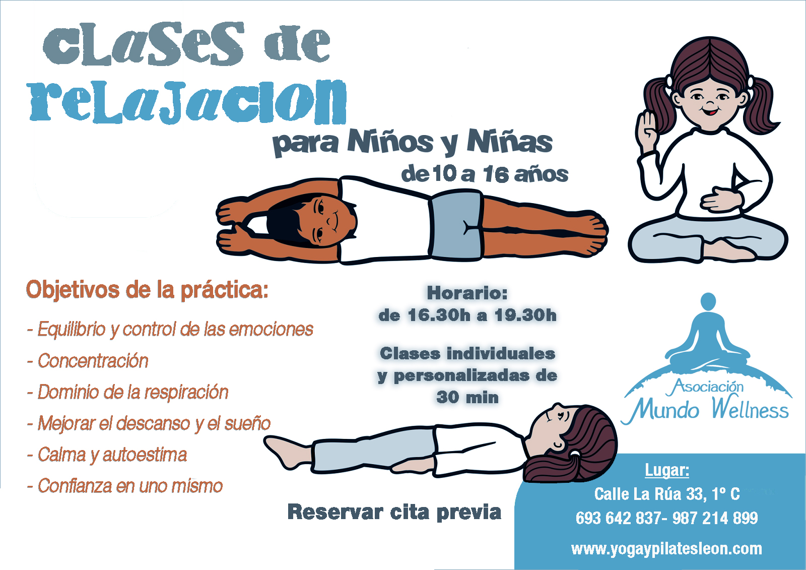 Beneficios de la relajaci n para ni s entra en mundo wellness - Relajacion para dormir bien ...