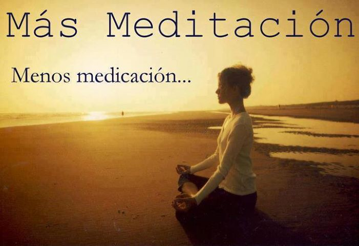 Más meditación