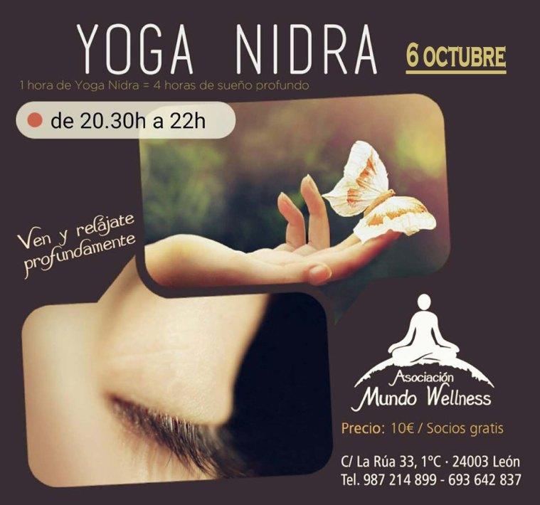 nidra wellness asociación octubre