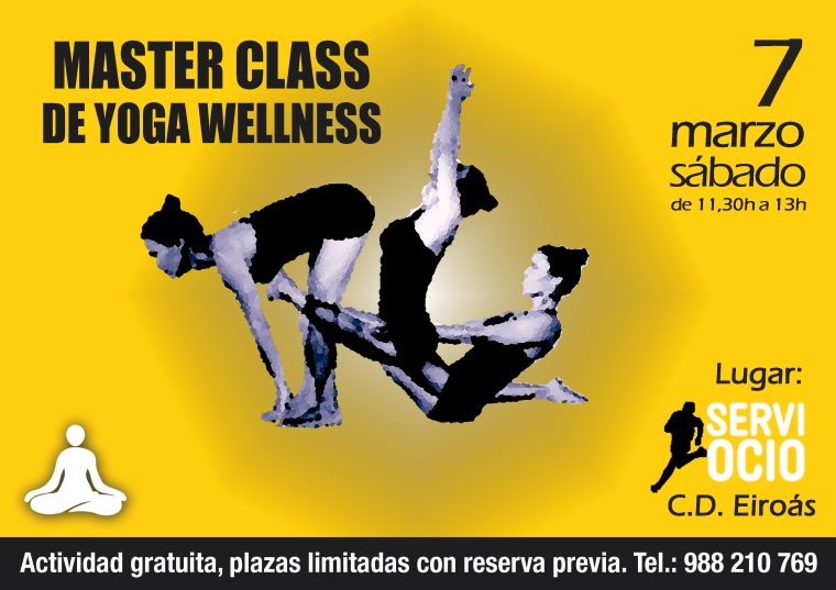 master class marzo