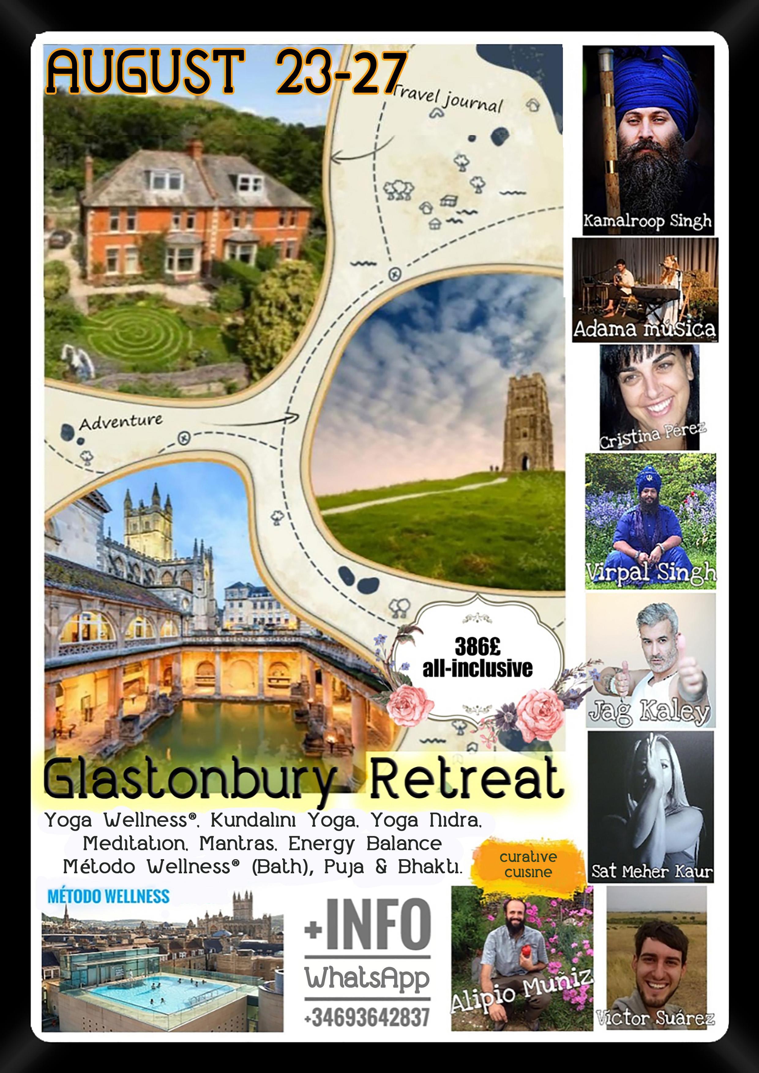 poster Glastonbury