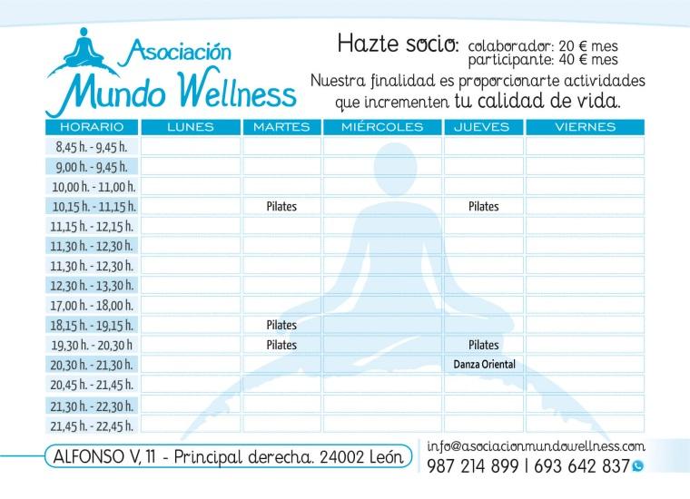Mundo Wellness Alfonso V julio 2018