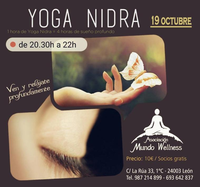 nidra wellness octubre asociación